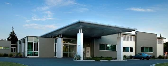 The new lithotripsy unit rolls into Rotorua